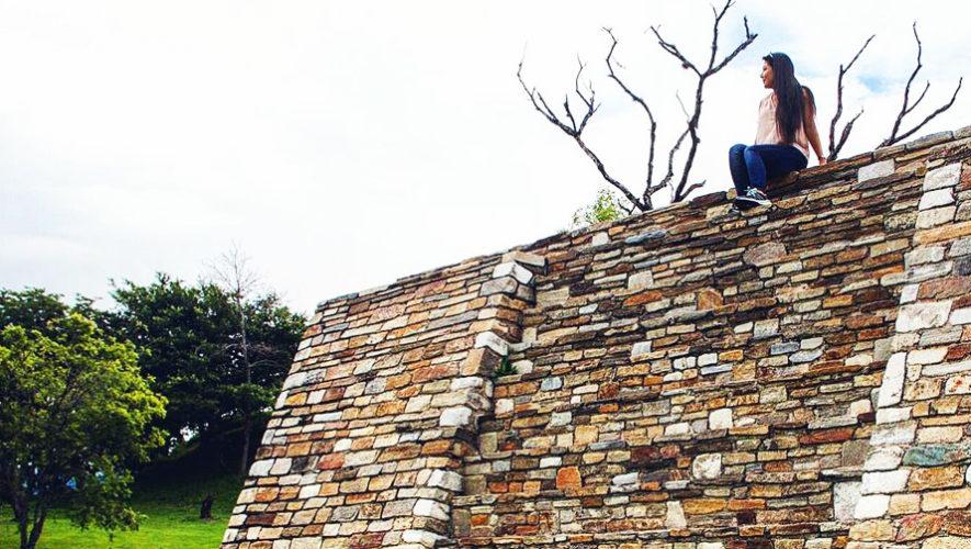 Viaje a las ruinas de Mixco Viejo en Chimaltenango | Julio 2018