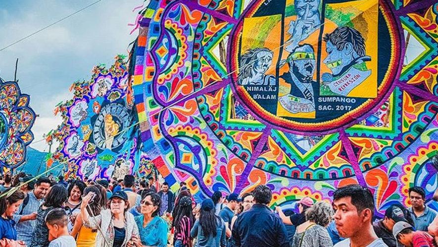 Viaje al Festival de Barriletes de Sumpango | Noviembre 2018