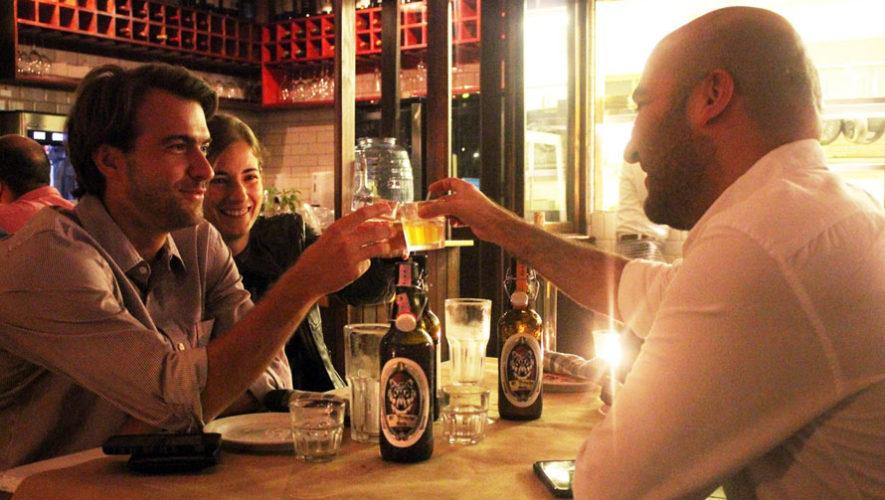 Parrillada, cerveza y música en vivo para celebrar a papá en Saúl L'Osteria Guatemala | Junio 2018