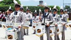 Primer Festival de Bandas Escolares del Colegio La Preparatoria   Julio 2018