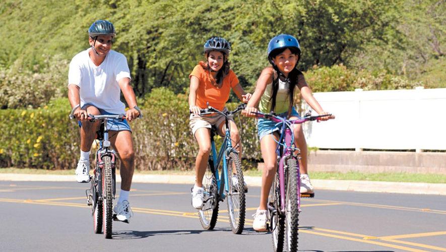 Colazo en bicicleta y actividades familiares en Club Español | Junio 2018