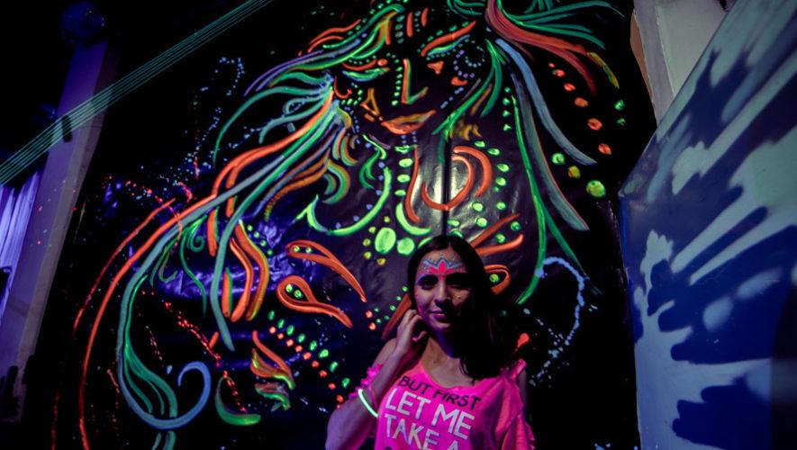 Fiesta de grafiti en Antigua Guatemala | Junio 2018