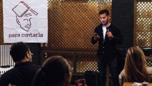 Noche de micrófono abierto en El Mercadito de Lola | Enero 2019