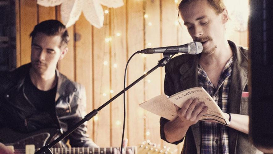Poesía y jazz en Antigua Guatemala | Junio 2018