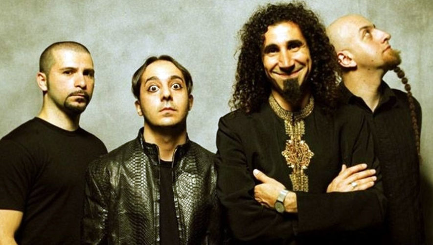 Noche de tributo musical: Rage Against the Machine y System of a Down   Junio 2018