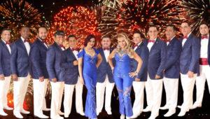Concierto de La Original Sonora Dinamita en Guatemala   Agosto 2018