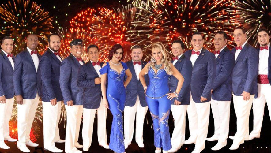 Concierto de La Original Sonora Dinamita en Guatemala | Agosto 2018