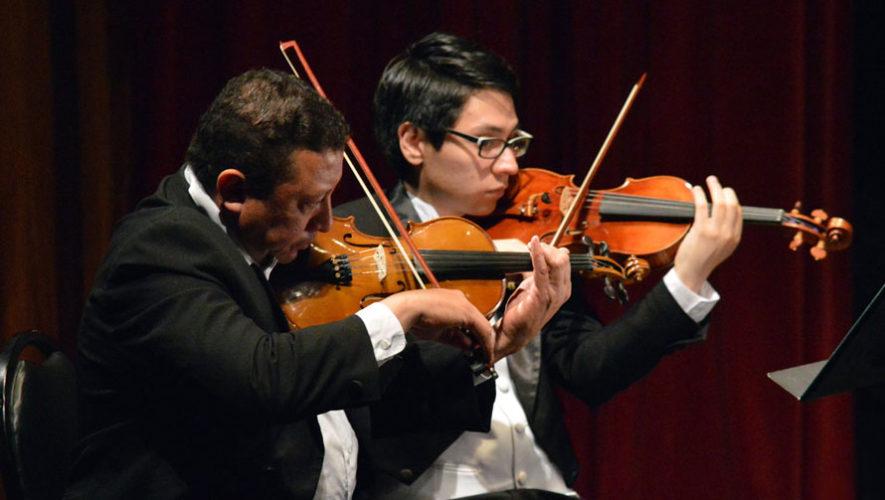 Concierto de la Orquesta Sinfónica Nacional de Guatemala | Junio 2018