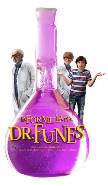 (Créditos: La Fórmula del Doctor Funes La Película / Facebook)