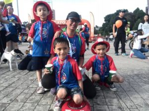 (Créditos: Carrera Run 12.3 Bomberos Municipales Guatemala)