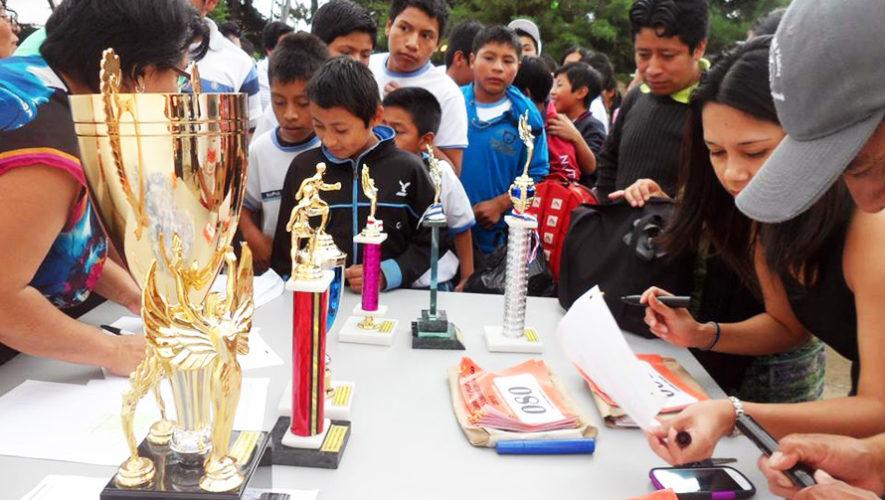 6ta Carrera contra la Desnutrición en Chimaltenango | Agosto 2018