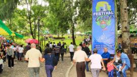 Actividades gratuitas en el Festival del Cerrito del Carmen 2018