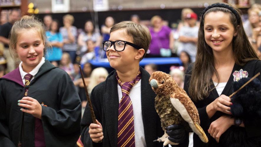 Actividades para fanáticos de Harry Potter en Guatemala   Septiembre 2018