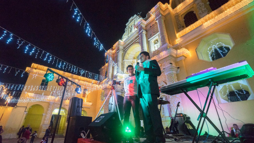 Actividades por las fiestas patronales en Antigua Guatemala | Julio 2018