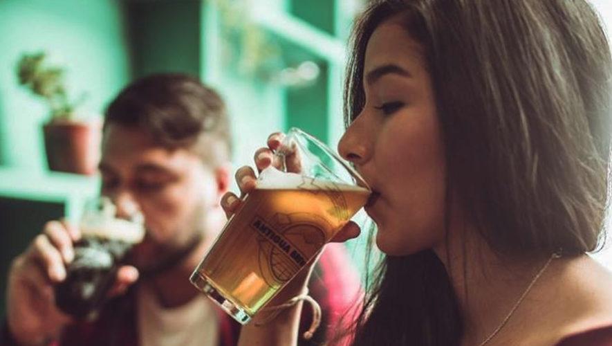 Noche de cerveza y jazz en Antigua Guatemala | Julio 2018