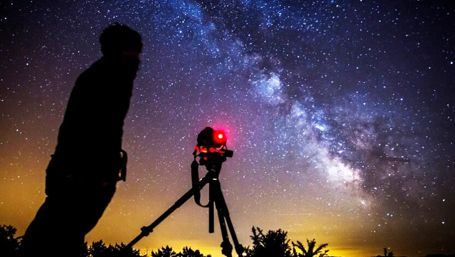 Charla gratuita sobre fotografía astronómica | Agosto 2018