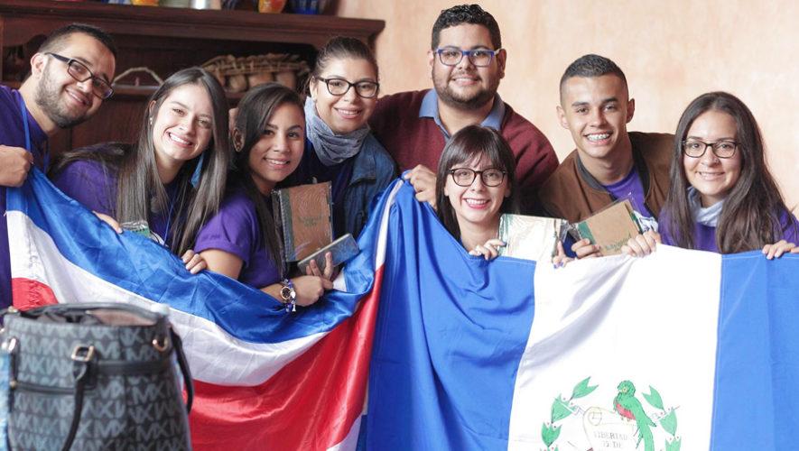 Charla para formar parte de la Delegación Guatemalteca de Voluntarios   Julio 2018