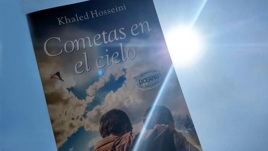 Club de lectura del libro Cometas en el Cielo en Saúl L'Osteria | Julio 2018