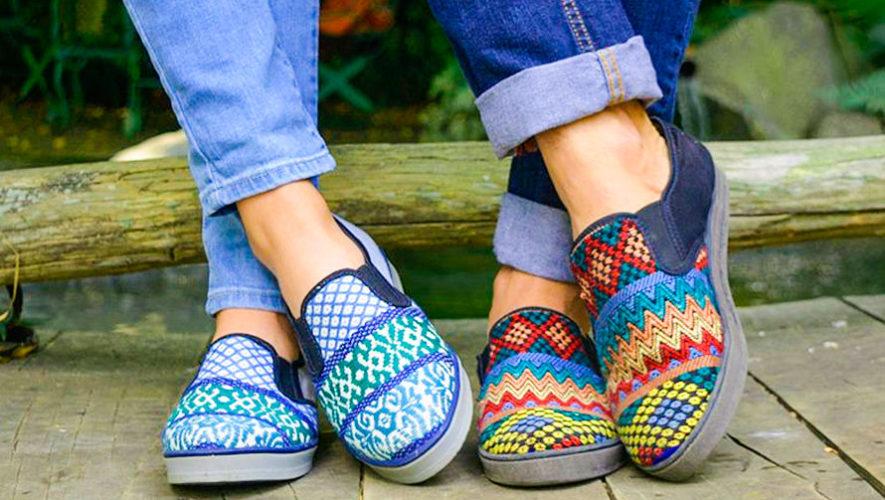 Mayaxus Con Huipiles Zapatos Elabora Guatemaltecos Artesanales zMjqVGSUpL