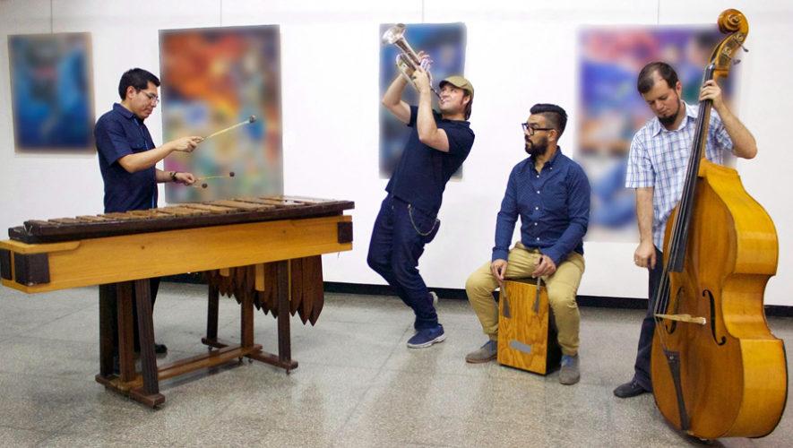Concierto de Jazz interpretado en marimba | FILGUA 2018