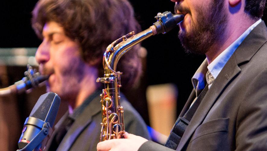 Concierto gratuito de saxofones en la Ciudad de Guatemala | Julio 2018