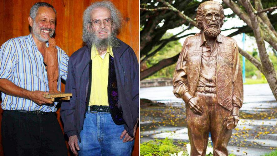 Conferencia gratuita con el autor del monumento a Efraín Recinos | Julio 2018