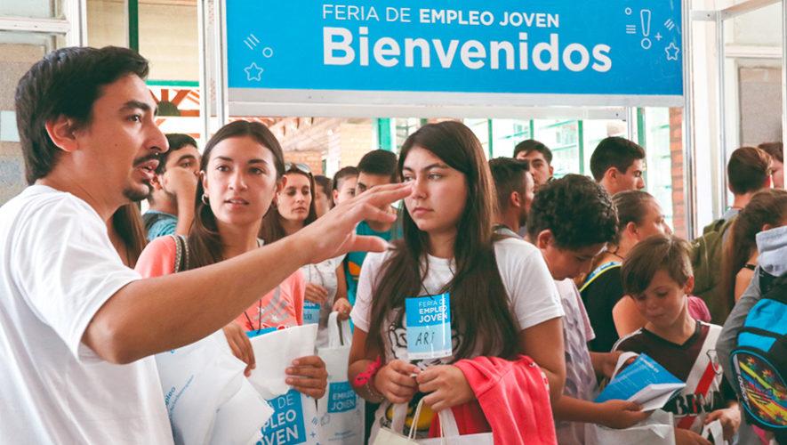 Conjuve realizará Feria de Empleo para la Juventud, agosto 2018