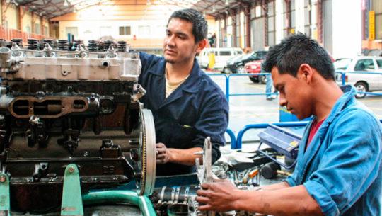 Convocatoria de becas para capacitación técnica en la Ciudad de Guatemala, 2018