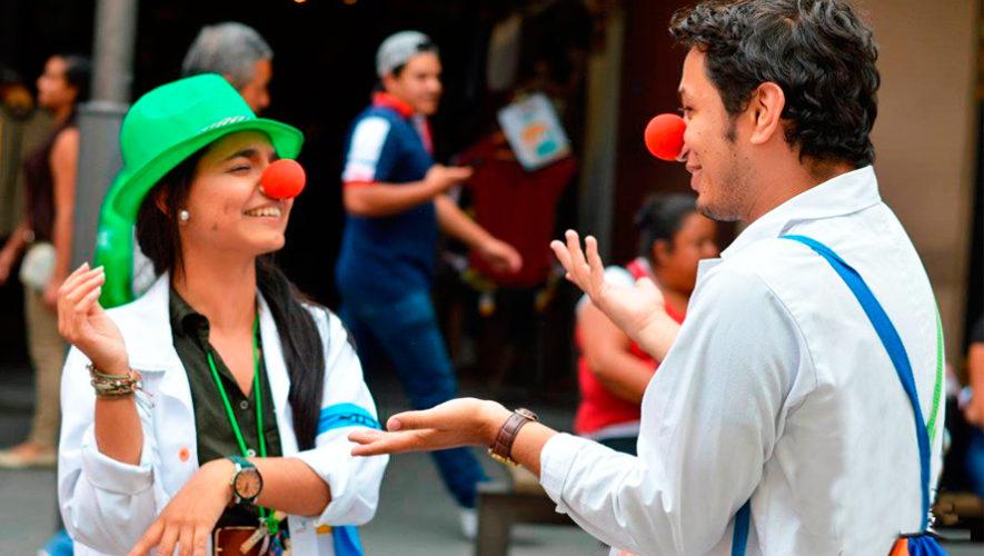 Convocatoria de voluntarios 2018 para Fábrica de Sonrisas en Guatemala