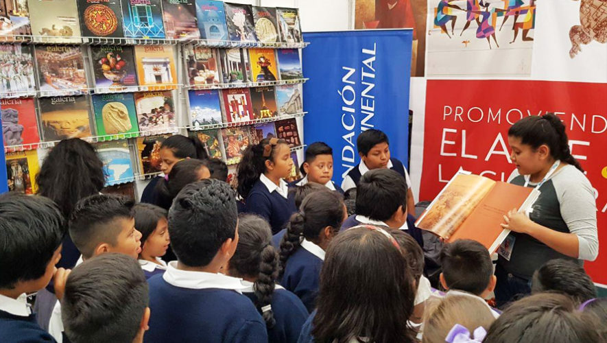 Cuentacuentos gratuito sobre historias mayas | FILGUA 2018