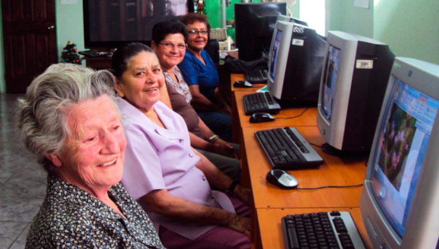 Cursos de computación gratuitos para adultos en la Ciudad de Guatemala, 2018