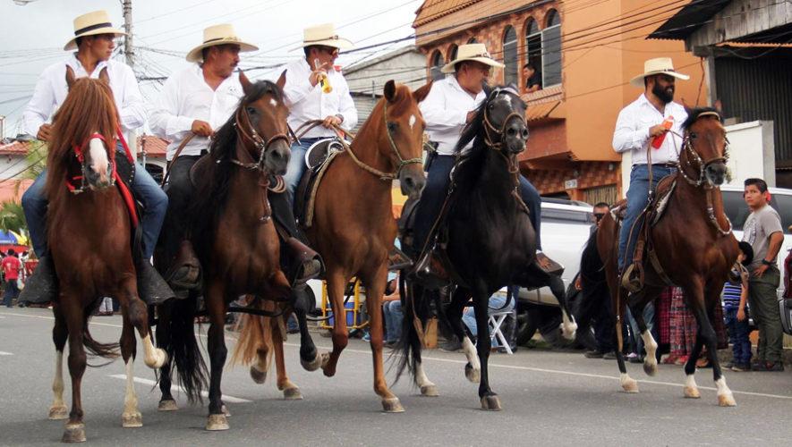 Desfile hípico de la Feria de Cobán | Agosto 2018