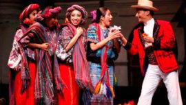 Detalles de la temporada contemporánea del Ballet Moderno y Folklórico de Guatemala, 2018