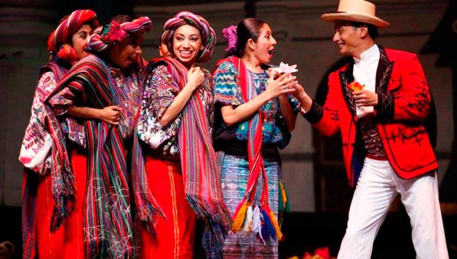 (Foto: Ballet Moderno y Folklórico Nacional de Guatemala)