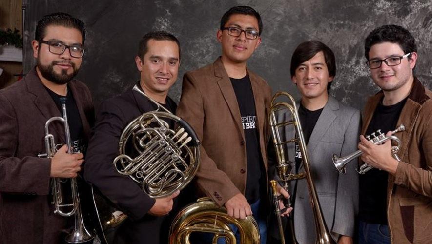 Concierto de quintetos en Paraninfo Universitario | Julio 2018