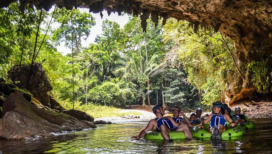 Excursión a Laguna Lachuá y Cuevas de Mucbilha' | Agosto 2018