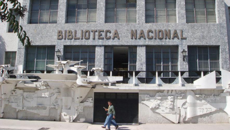 Exposición gratuita en la Biblioteca Nacional de Guatemala   Agosto 2018
