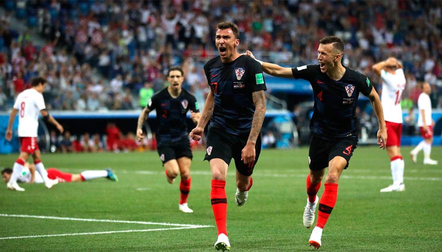 Fecha y hora en Guatemala: Cuartos de final Rusia vs. Croacia, Copa Mundial de la FIFA™