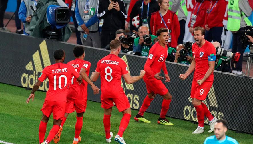 Fecha y hora en Guatemala: Cuartos de final Suecia vs. Inglaterra, Copa Mundial de la FIFA™