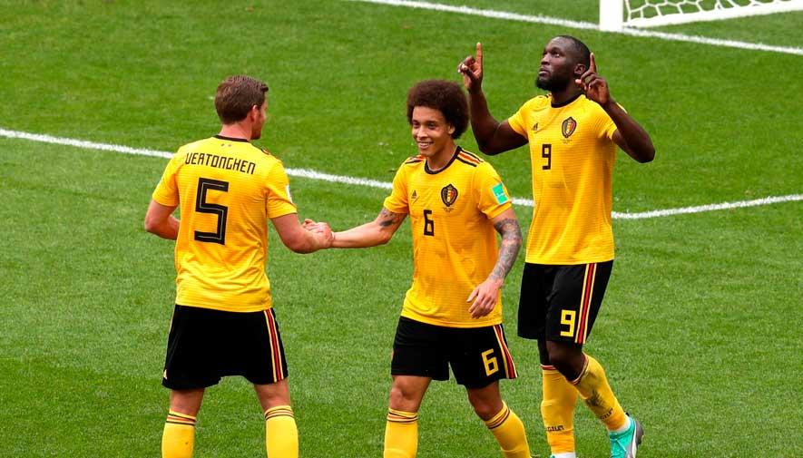 Fecha y hora en Guatemala: Octavos de final Bélgica vs. Japón, Copa Mundial de la FIFA™