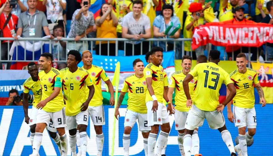 Fecha y hora en Guatemala: Octavos de final Colombia vs. Inglaterra, Copa Mundial de la FIFA™