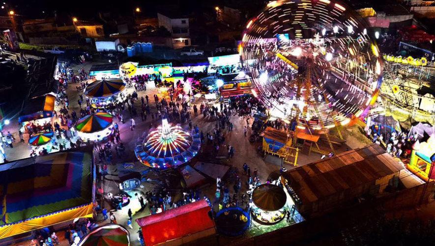 Feria Patronal de Mixco | Agosto 2018