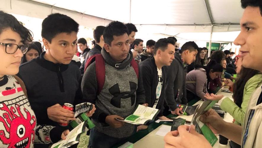 V Feria de Becas en el extranjero de la Universidad del Valle de Guatemala | Agosto 2018