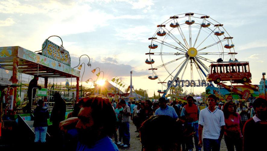Feria de Cobán, Alta Verapaz | Agosto 2018