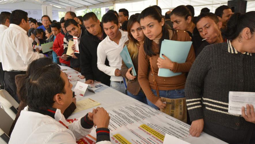 Primera feria de empleo para trabajar en ONG en Guatemala | Julio 2018