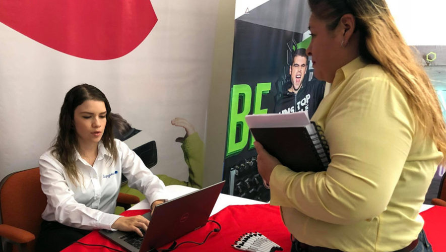 Feria de empleo en Escuintla | Julio 2018