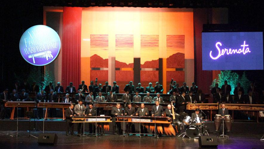 Festival de Marimba Paiz   Septiembre 2018