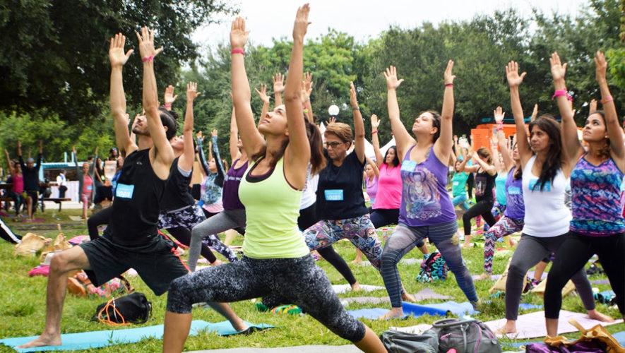 Festival gratuito con yoga y música en vivo | Julio 2018