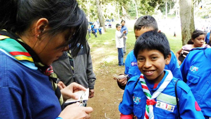 Festival gratuito de arte y fogata para Scouts en Guatemala | Agosto 2018