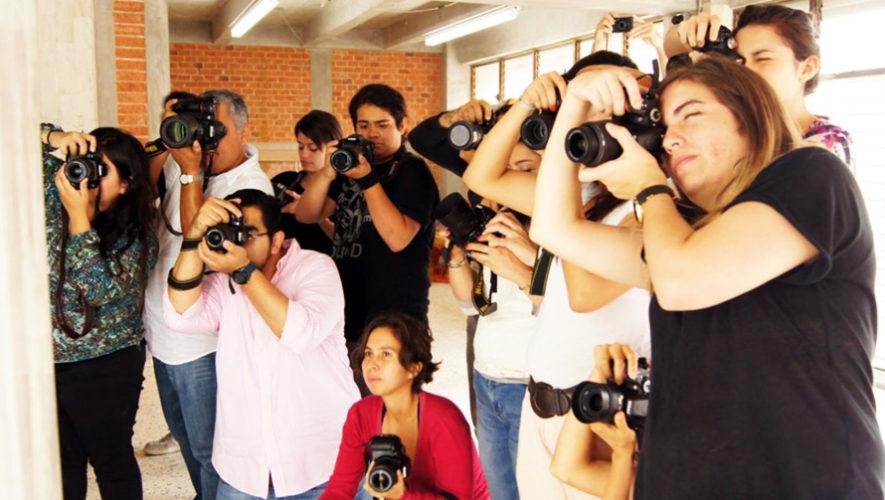 Festival gratuito de fotografía en Antigua Guatemala | Julio 2018